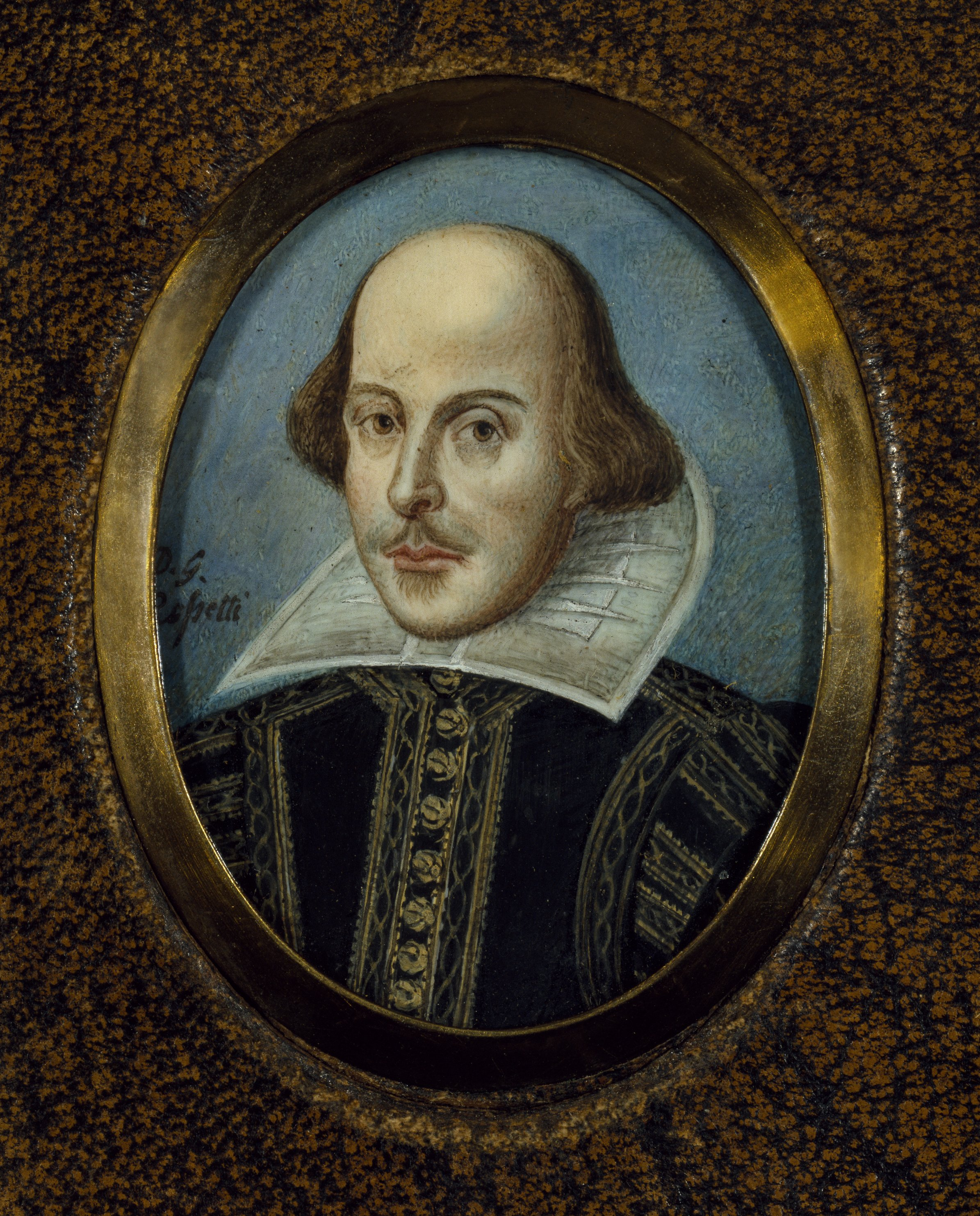 william shakespeare manifold greatness blog portrait of shakespeare