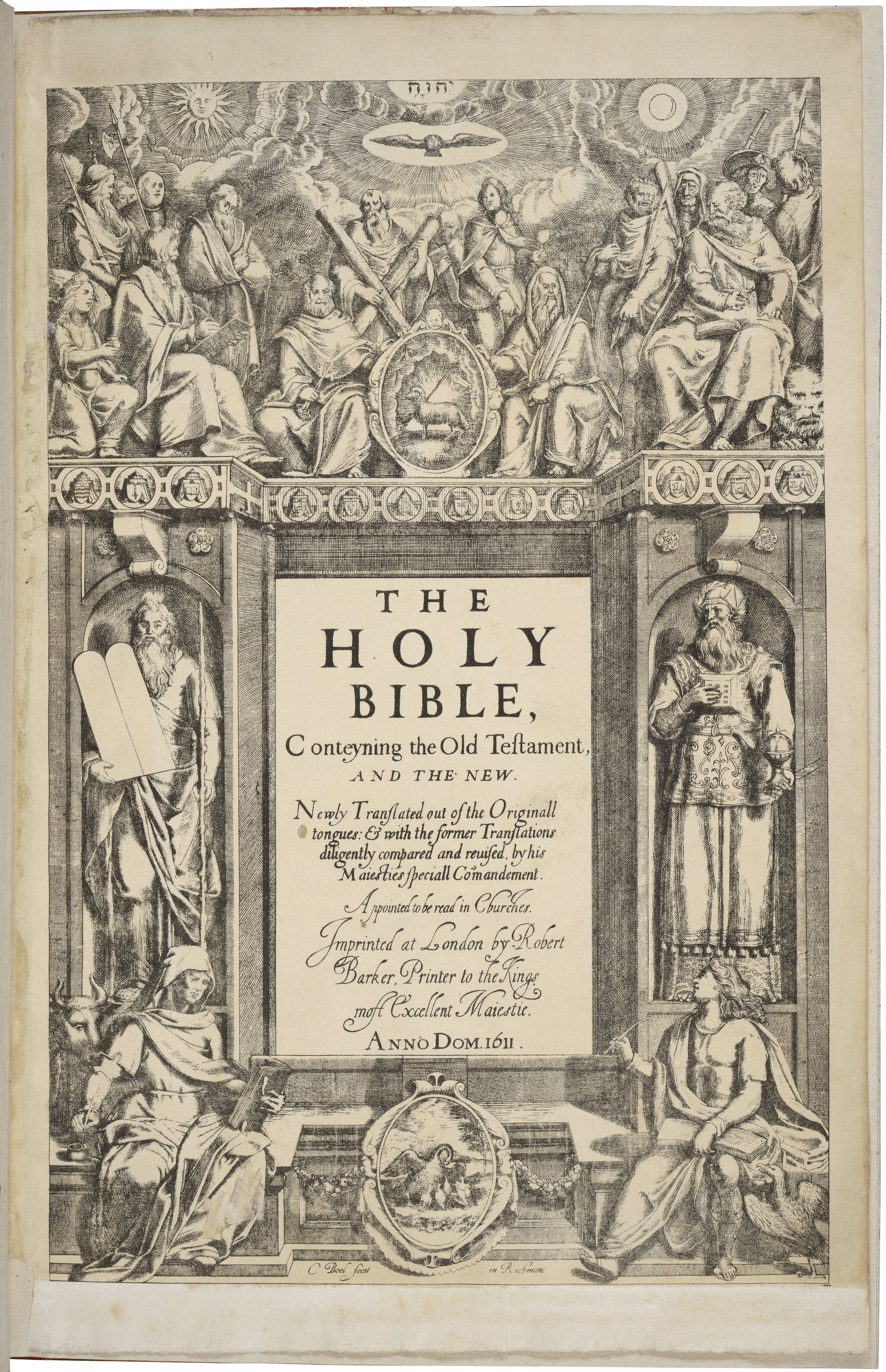 history of the kjv bible I am a fan of the kjv as a religious and literary masterpiece  an amazing  collection of scholars—most of the best of england's biblical savants—were able   but sometimes the historical nitty-gritty surrounding an artifact that.