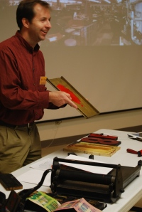 Books: The History and Art of Letterpress Printing presented by Scott Fisk