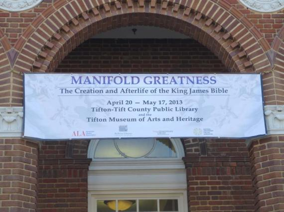 Manifold Greatness banner