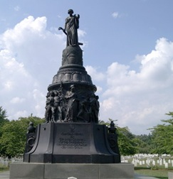 Confederate Memorial, Arlington Cemetery