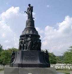 Confederate Memorial, Arlington Cemetery
