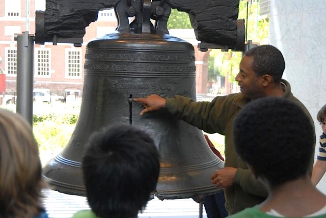 Liberty Bell. National Park Service.