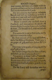 William Tyndale. English translation, Pentateuch. 1530. Ohio State University.